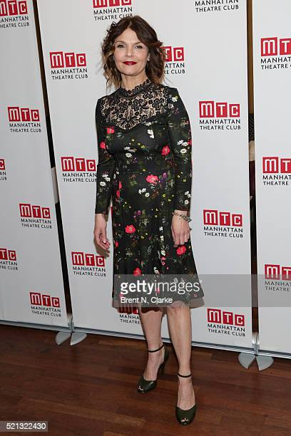 Actress Kathryn Erbe attends the cast party following the opening night performance of The Father held at the Samuel J Friedman Theatre on April 14...