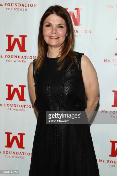 Actress Kathryn Erbe attends the Ms Foundation 30th Annual Gloria Awards at Capitale on May 3 2018 in New York City