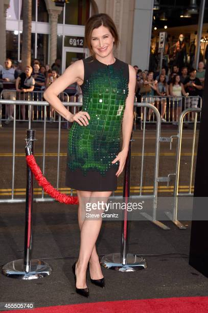 "Actress Kathryn Hahn arrives at the ""This Is Where I Leave You"" premiere at TCL Chinese Theatre on September 15, 2014 in Hollywood, California."
