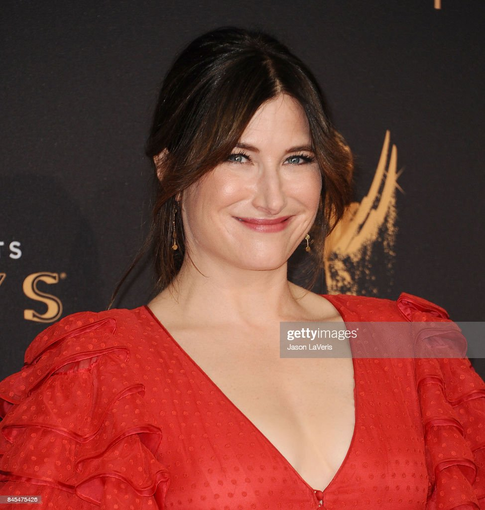 Actress Kathryn Hahn attends the 2017 Creative Arts Emmy Awards at Microsoft Theater on September 10, 2017 in Los Angeles, California.