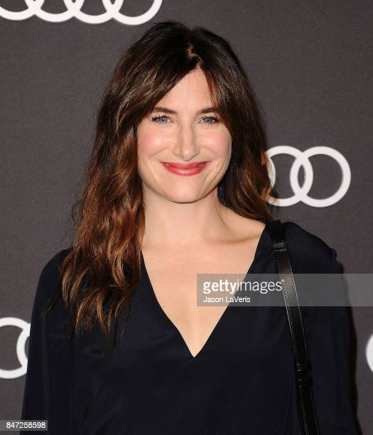 Actress Kathryn Hahn attends the Audi celebration for the 69th Emmys at The Highlight Room at the Dream Hollywood on September 14, 2017 in Hollywood,...