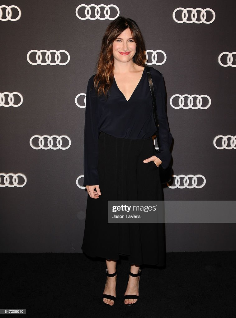 Actress Kathryn Hahn attends the Audi celebration for the 69th Emmys at The Highlight Room at the Dream Hollywood on September 14, 2017 in Hollywood, California.