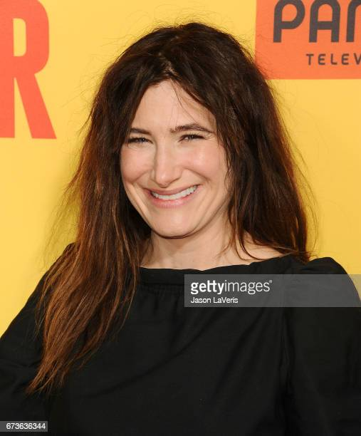 Actress Kathryn Hahn attends the premiere of 'How to Be a Latin Lover' at ArcLight Cinemas Cinerama Dome on April 26 2017 in Hollywood California