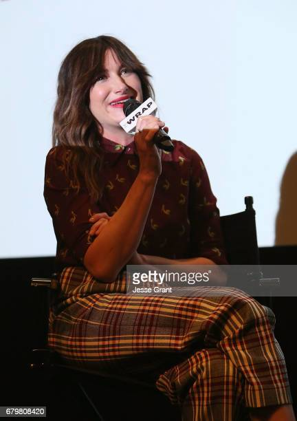 Actress Kathryn Hahn attends TheWrap Presents A Screening Of I Love Dick and QA With Kathryn Hahn at The London West Hollywood on May 6 2017 in West...