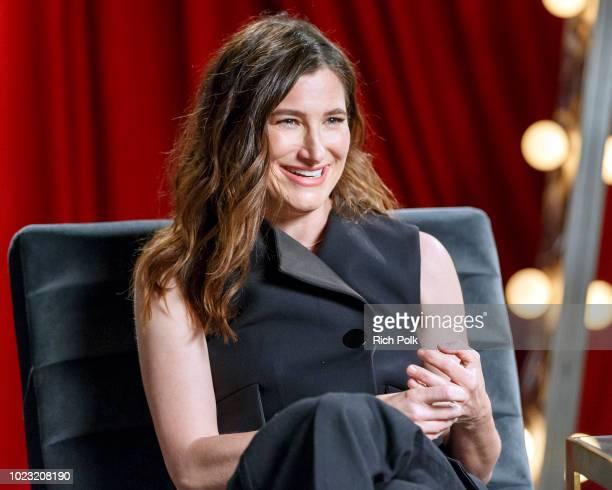 "Actress Kathryn Hahn films the IMDb and Funny or Die Digital Series ""IMDb Me"" in Los Angeles, California on July 31, 2018. This episode of ""IMDb Me""..."