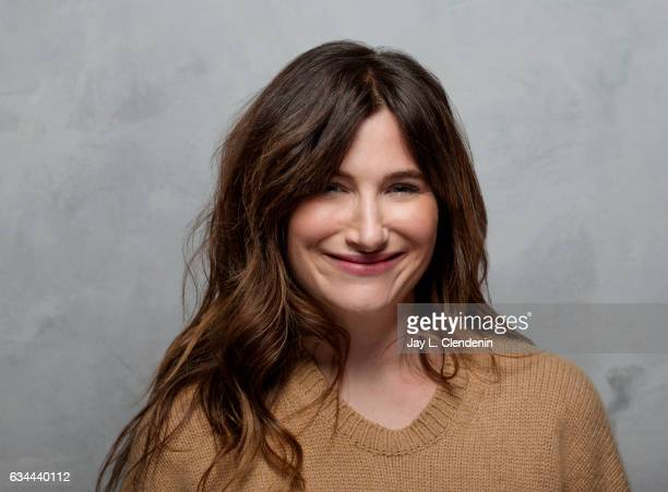 Actress Kathryn Hahn from the Amazon series I Love Dick is photographed at the 2017 Sundance Film Festival for Los Angeles Times on January 22 2017...