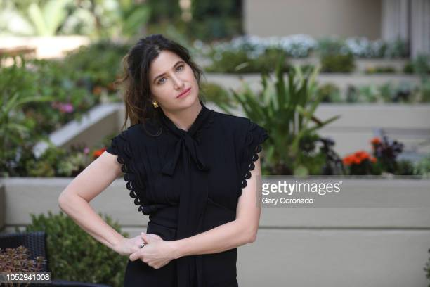 Actress Kathryn Hahn is photographed for Los Angeles Times on September 24, 2018 in Los Angeles, California. PUBLISHED IMAGE. CREDIT MUST READ: Gary...