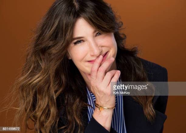 Actress Kathryn Hahn is photographed for Los Angeles Times on July 27 2017 in Los Angeles California PUBLISHED IMAGE CREDIT MUST READ Kirk McKoy/Los...