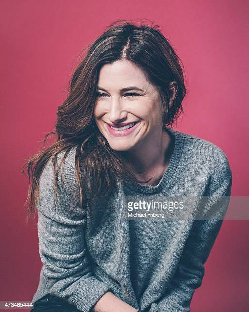 Actress Kathryn Hahn is photographed for Variety on February 3 2015 in Park City Utah