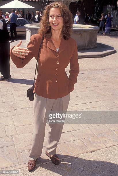 Actress Kathryn Harrold attends the 18th Annual Fundraiser Brunch for the Rape Treatment Center of Santa Monica Hospital on September 20 1992 at...