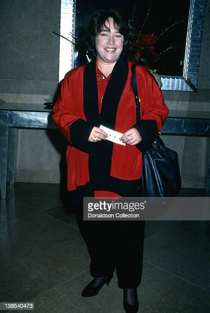 Actress Kathy Bates attends an event in circa 1992 in Los Angeles California