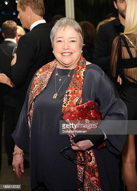 Actress Kathy Bates attends ELLE's 20th Annual Women In Hollywood Celebration at Four Seasons Hotel Los Angeles at Beverly Hills on October 21 2013...