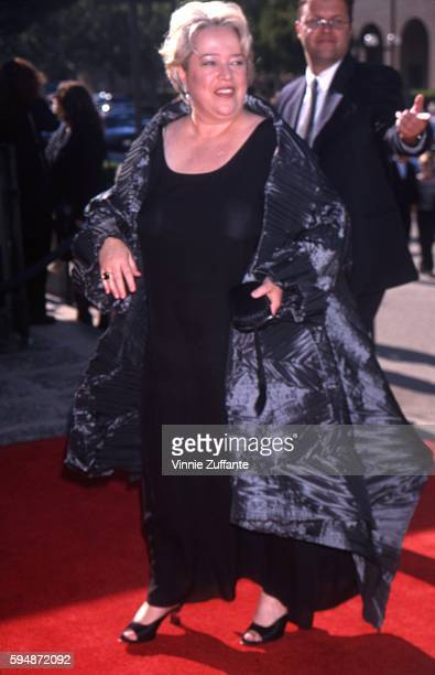 Actress Kathy Bates attends the 51st Technical Emmy Awards in September 1999 in Los Angeles California