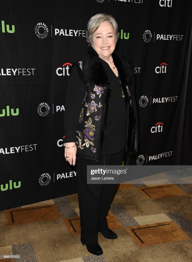 "The Paley Center For Media's 34th Annual PaleyFest Los Angeles - ""American Horror Story: Roanoke"" - Arrivals"