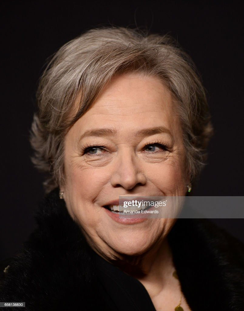 Actress Kathy Bates attends The Paley Center For Media's 34th Annual PaleyFest Los Angeles - 'American Horror Story: Roanoke' screening and panel at the Dolby Theatre on March 26, 2017 in Hollywood, California.
