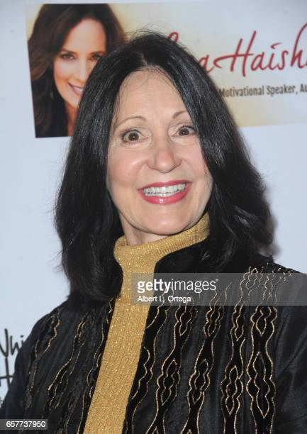 Actress Kathy Buckley arrives for the Whispers From Children's Hearts Foundation's 3rd Legacy Charity Gala held at Casa Del Mar on March 24 2017 in...