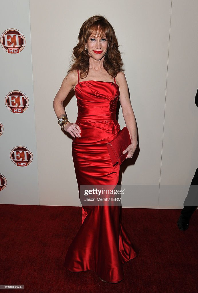 Actress Kathy Griffin attends the 15th annual Entertainment Tonight Emmy party presented by Visit California at Vibiana on September 18, 2011 in Los Angeles, California.