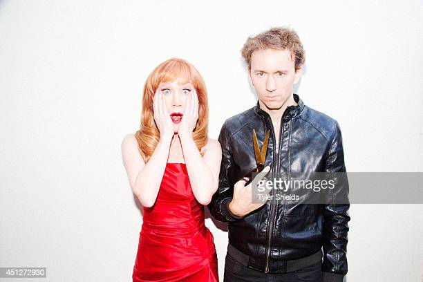 Actress Kathy Griffin is photographed for Self Assignment on June 23 2014 in Los Angeles California