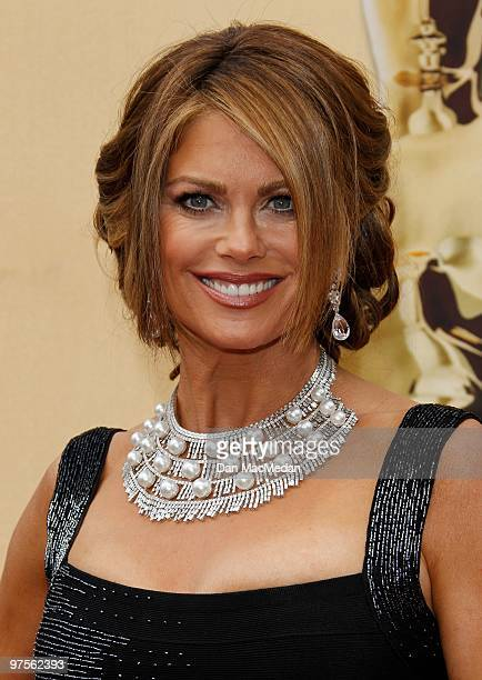 Actress Kathy Ireland attends the 82nd Annual Academy Awards held at the Kodak Theater on March 7 2010 in Hollywood California