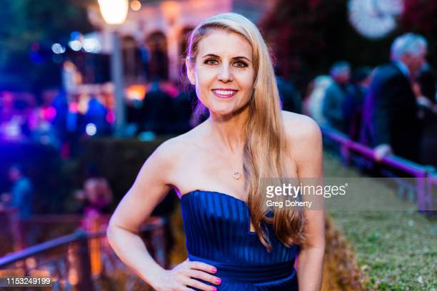 Actress Kathy Kolla attends Brooke Mark's Marriage Soiree The Magic Of Hollywood Houdini Estate on June 01 2019 in Los Angeles California