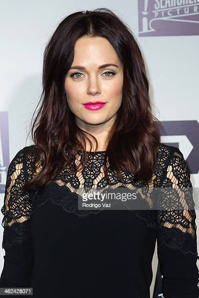 Actress Katia Winter attends the Fox and FX's 2014 Golden Globe Awards Party on January 12, 2014 in Beverly Hills, California.