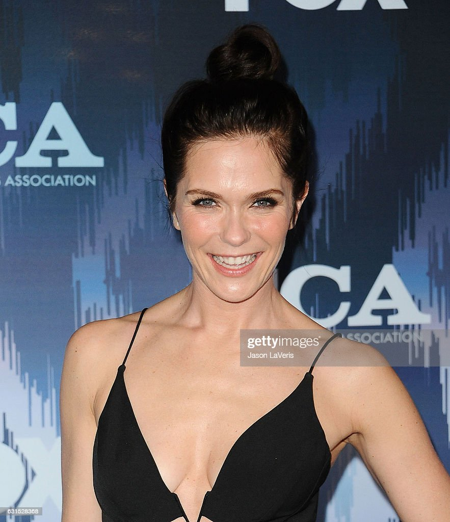 Actress Katie Aselton attends the 2017 FOX All-Star Party at Langham Hotel on January 11, 2017 in Pasadena, California.