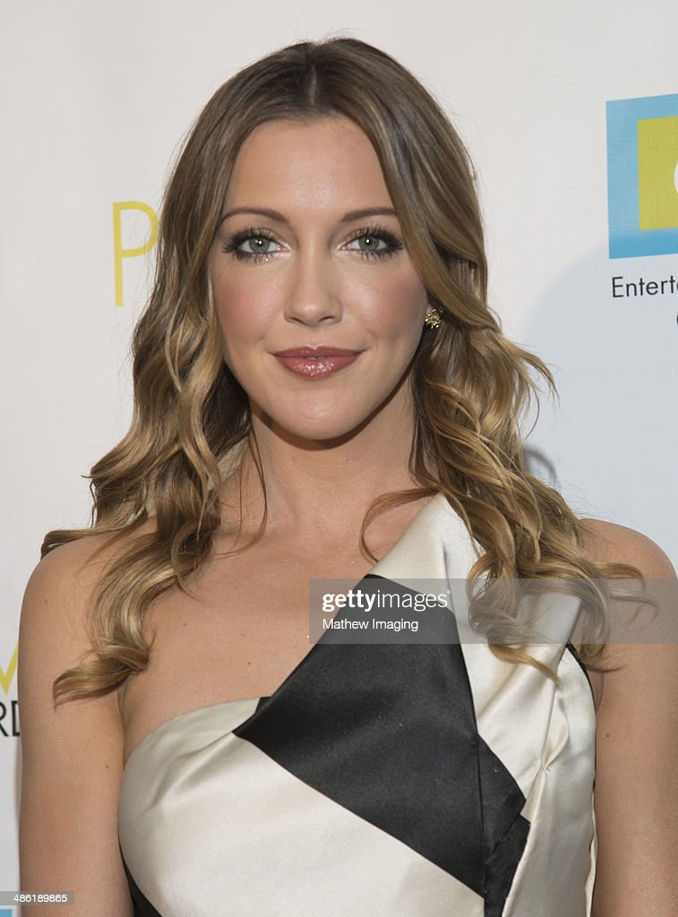 Actress Katie Cassidy arrives at the 18th Annual PRISM Awards at Skirball Cultural Center on April 22, 2014 in Los Angeles, California.