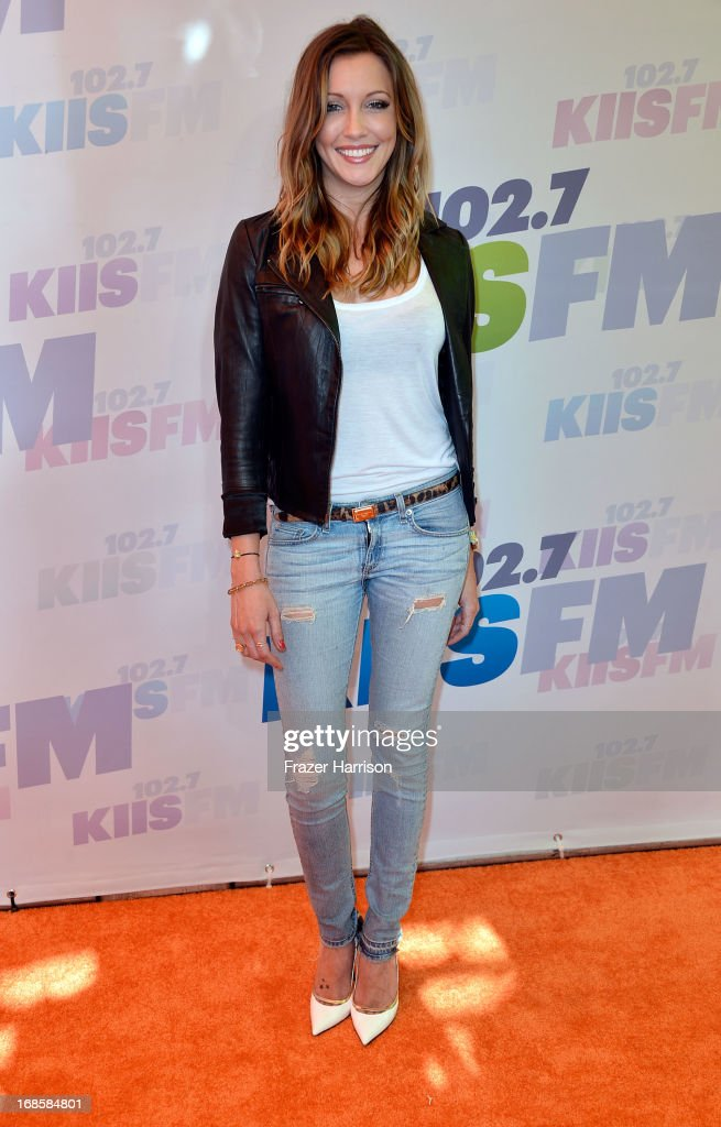 Actress Katie Cassidy attends 102.7 KIIS FM's Wango Tango 2013 held at The Home Depot Center on May 11, 2013 in Carson, California.