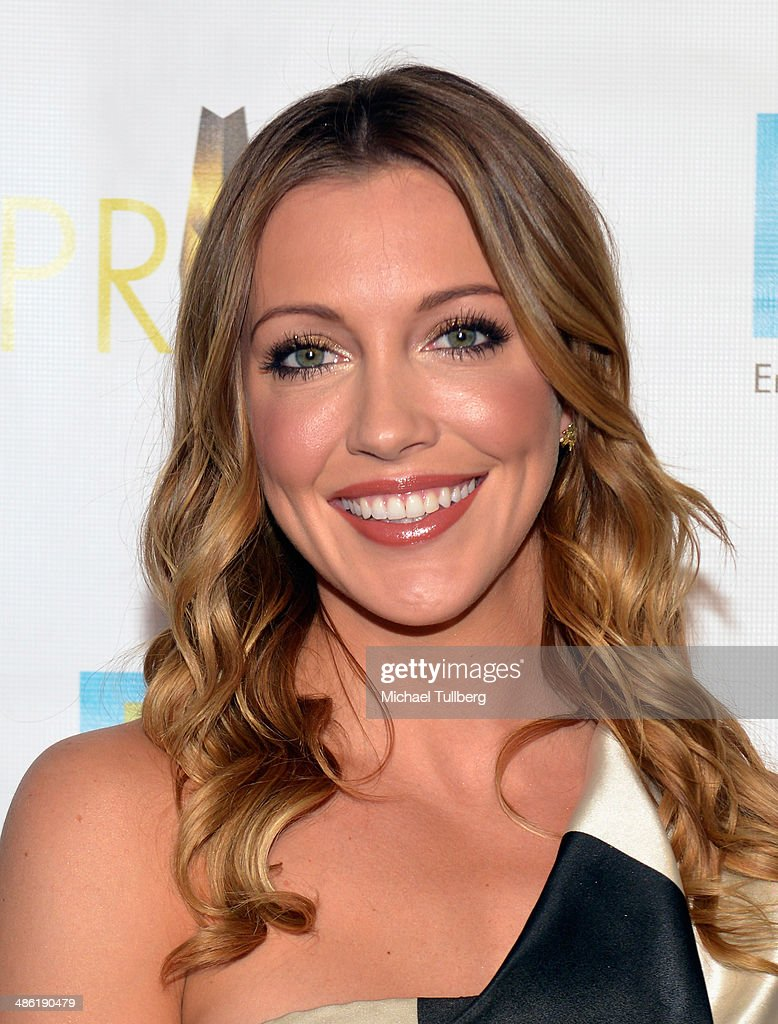 Actress Katie Cassidy attends the 18th Annual PRISM Awards Ceremony at Skirball Cultural Center on April 22, 2014 in Los Angeles, California.