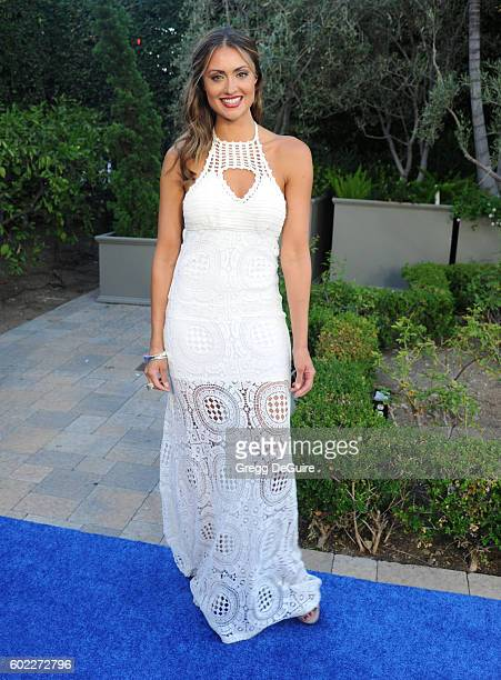 Actress Katie Cleary arrives at Mercy For Animals Hidden Heroes Gala 2016 at Vibiana on September 10, 2016 in Los Angeles, California.