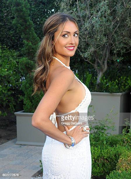 Actress Katie Cleary arrives at Mercy For Animals Hidden Heroes Gala 2016 at Vibiana on September 10 2016 in Los Angeles California