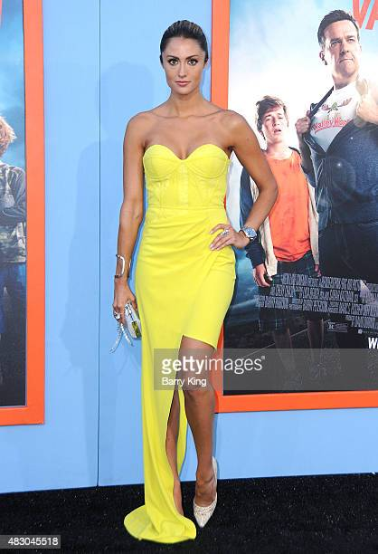 Actress Katie Cleary arrives at the Premiere Of Warner Bros 'Vacation' at Regency Village Theatre on July 27 2015 in Westwood California
