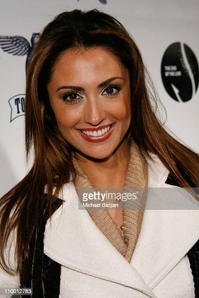 Actress Katie Cleary at The Green Lodge and Skype host the Big River Man Premiere Party on January 16 2009 in Park City Utah