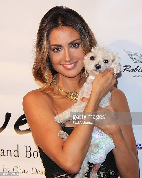 Actress Katie Cleary attends 'Putting For Pups' golf tournament and gala at Brookside Golf Club on September 13 2015 in Pasadena California