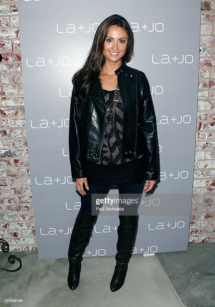 Actress Katie Cleary attends the opening of the L.a. & JO Store with The Real Housewives Of Beverly Hills/Orange County at L.a. & JO on December 16, 2010 in Santa Monica, California.