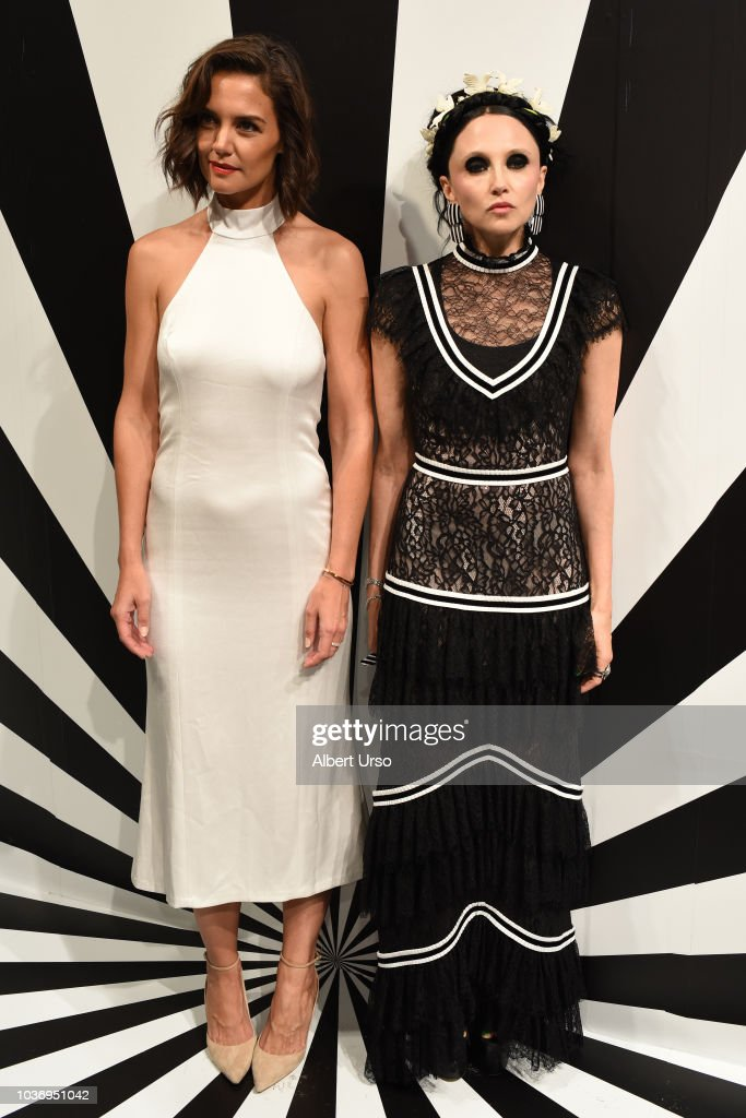 Alice + Olivia by Stacey Bendet - Arrivals - September 2018 - New York Fashion Week: The Shows : News Photo