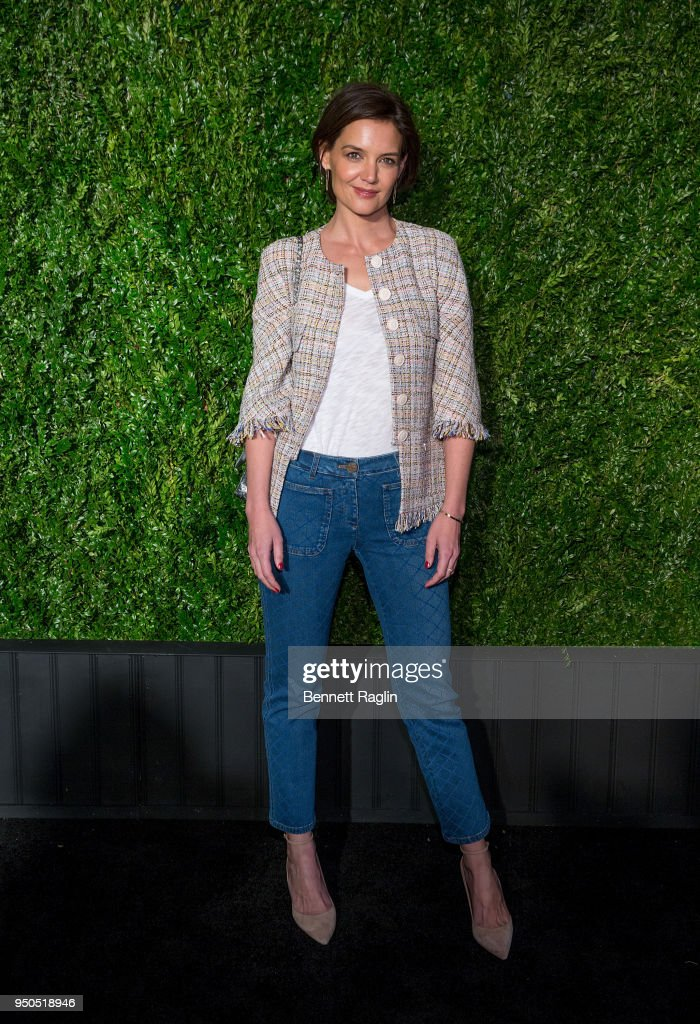 13th Annual Chanel Tribeca Film Festival Artist Dinner : News Photo