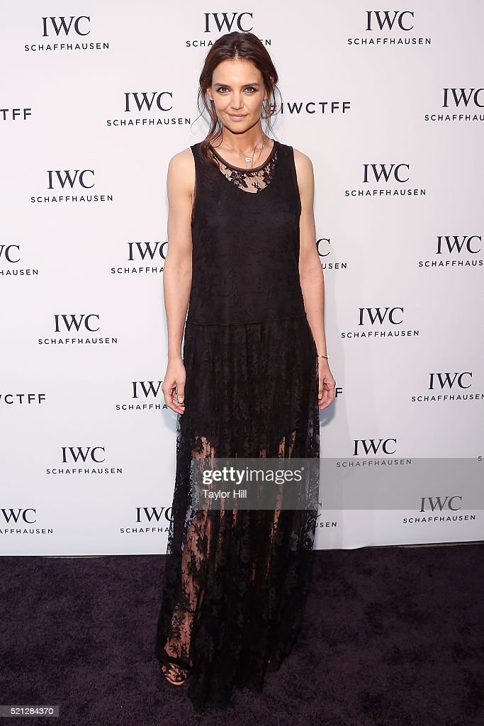 "4th Annual IWC Schaffhausen ""For The Love Of Cinema"" Dinner : News Photo"