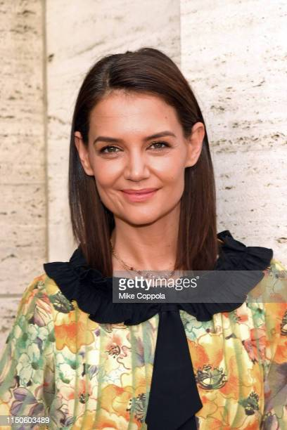 Actress Katie Holmes attends the American Ballet Theatre 2019 Spring Gala at The Metropolitan Opera House on May 20 2019 in New York City