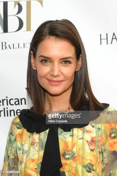 Actress Katie Holmes attends the American Ballet Theatre 2019 Spring Gala at The Metropolitan Opera House on May 20, 2019 in New York City.