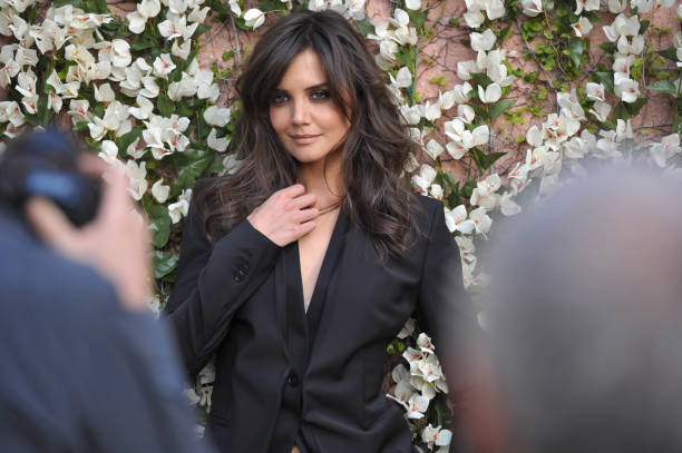 Katie holmes on set of ann taylor springsummer ad campaign photos katie holmes on set of ann taylor springsummer ad campaign thecheapjerseys Image collections
