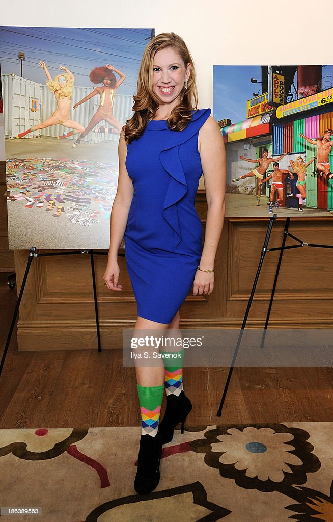 Happy Socks Presents A Private Matinee Screening Of 'Exorsocks' A Short Film Directed By David LaChapelle : News Photo