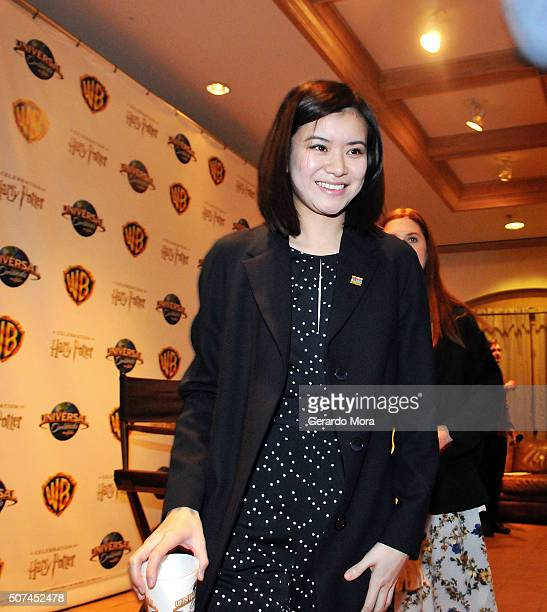 Actress Katie Leung attends the 3rd Annual Celebration Of Harry Potter at Universal Orlando on January 29 2016 in Orlando Florida