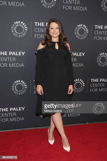 Actress Katie Lowes attends the Ultimate Scandal Watch Party at The Paley Center for Media on May 18 2017 in New York City