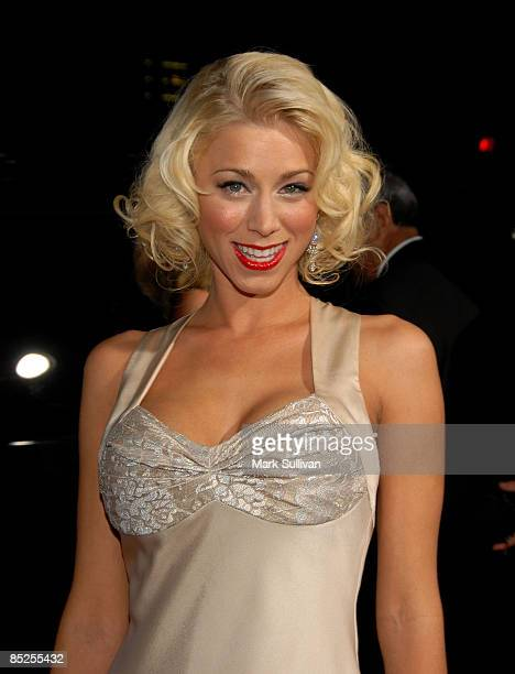 Actress Katie Morgan arrives at the Los Angeles Premiere of Zack And Miri Make A Porno at the Grauman's Chinese Theater on October 20 2008 in...