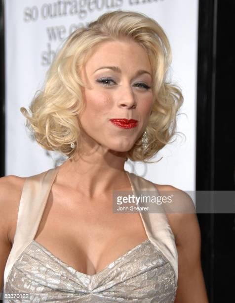 Actress Katie Morgan arrives to the Weinstein Co premiere of Zack Miri Make A Porno at Grauman's Chinese Theatre on October 20 2008 in Hollywood...