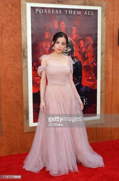 Actress Katie Sarife attends the premiere of Warner Bros' 'Annabelle Comes Home' at Regency Village Theatre on June 20 2019 in Westwood California