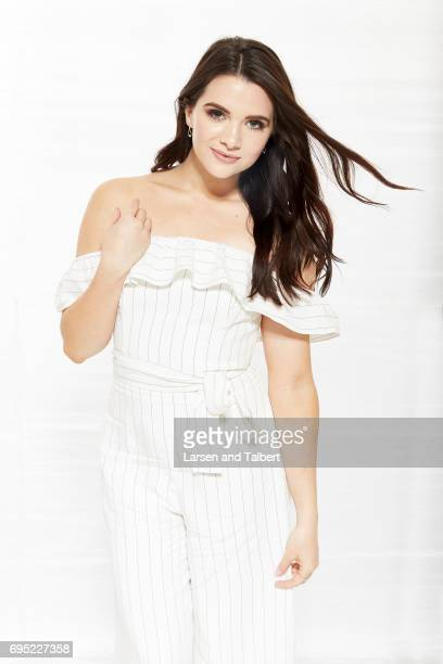 Actress Katie Stevens of NBC's 'The Bold Type' is photographed for Entertainment Weekly Magazine on June 10 2017 in Austin Texas
