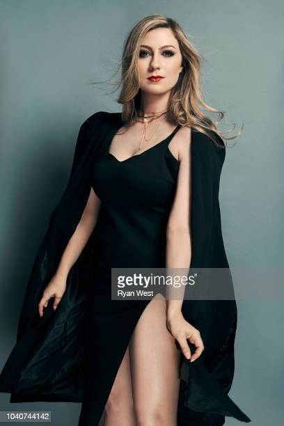 Actress Katie Wilson is photographed on March 20 2017 in Los Angeles California PUBLISHED IMAGE