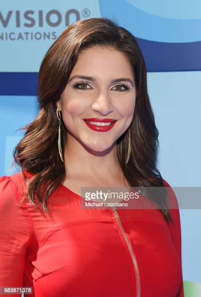Actress Katiria Soto attends the 2017 Univision Upfront at the Lyric Theatre on May 16 2017 in New York City